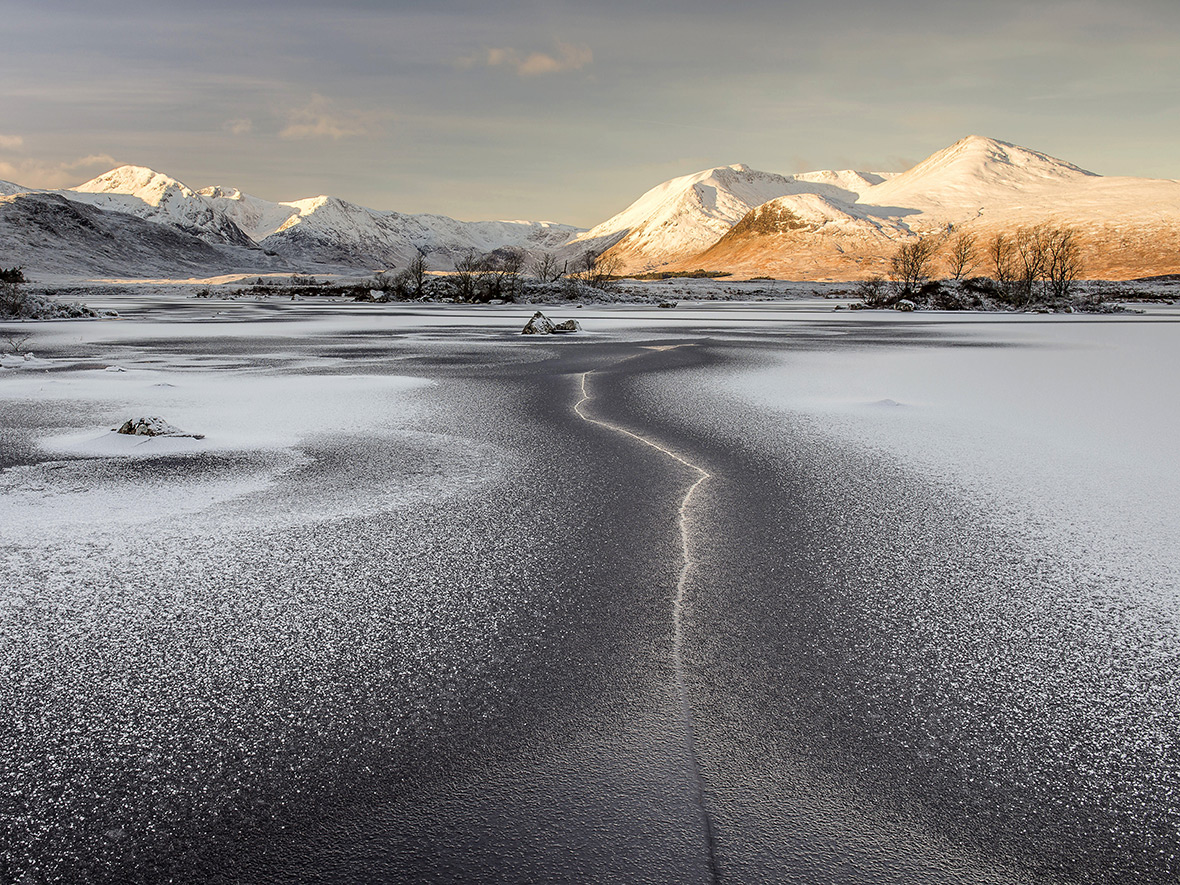 Britain's most beautiful and dramatic scenery captured in Landscape Photographer of the Year book