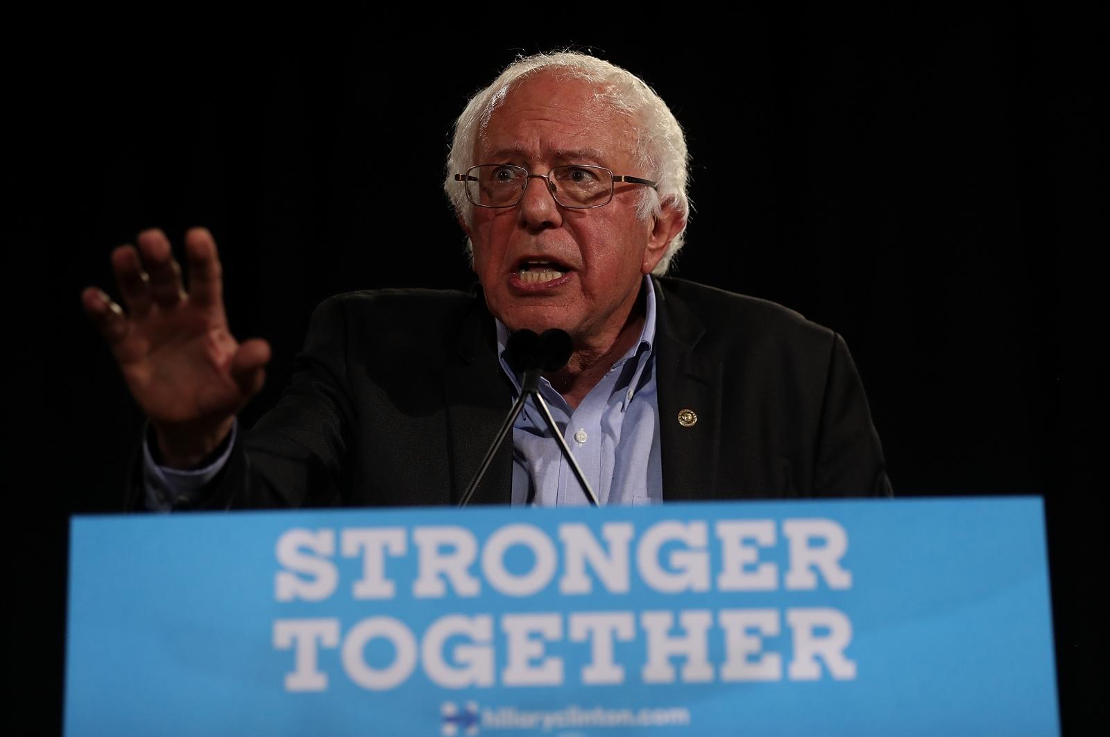 U.S. Sen Bernie Sanders