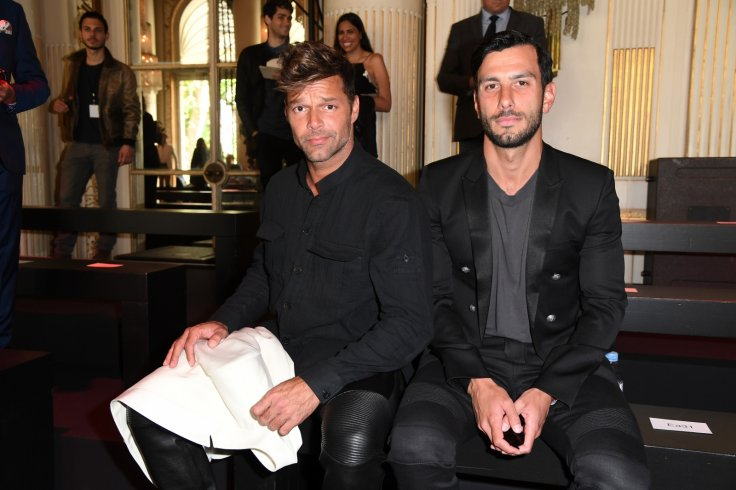 Who is jwan yosef 5 things to know about ricky martins arab fiance ricky martin and jwan yosef m4hsunfo