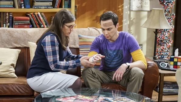 Big Bang Theory season 10 episode 9