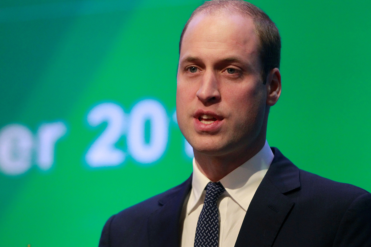Prince William Says Harry 'made A Mistake' By Talking