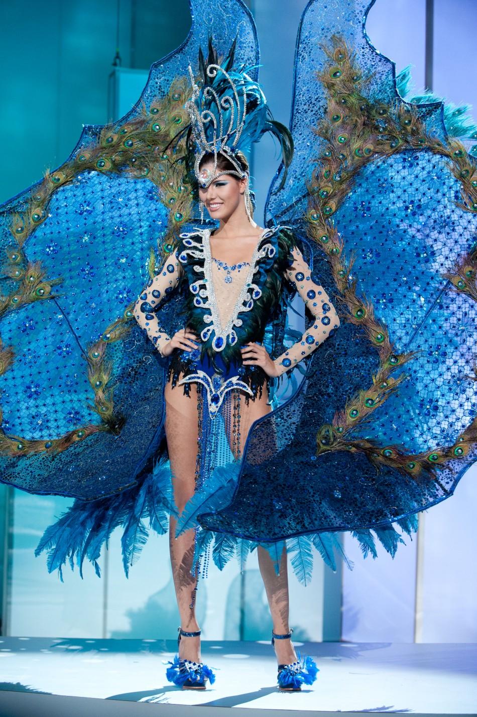 Miss Paraguay 2011