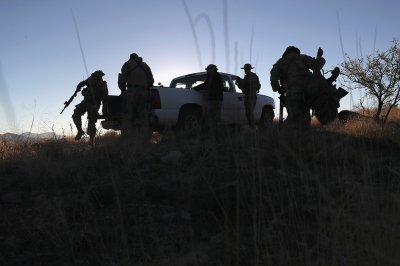 Arizona Border Recon AZBR