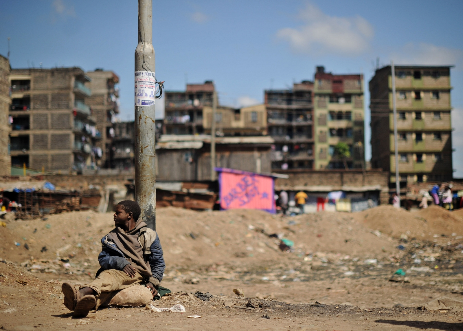 Kenya's street children