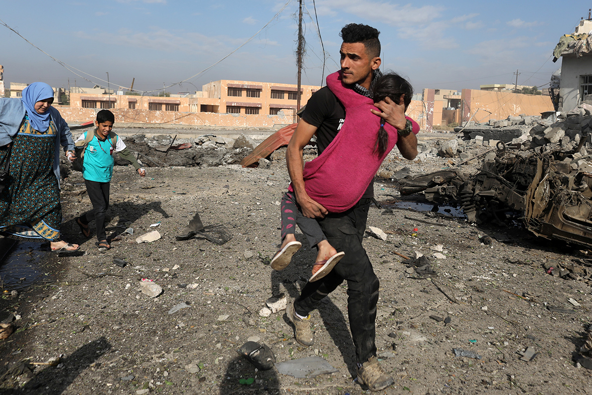 Mosul attacks