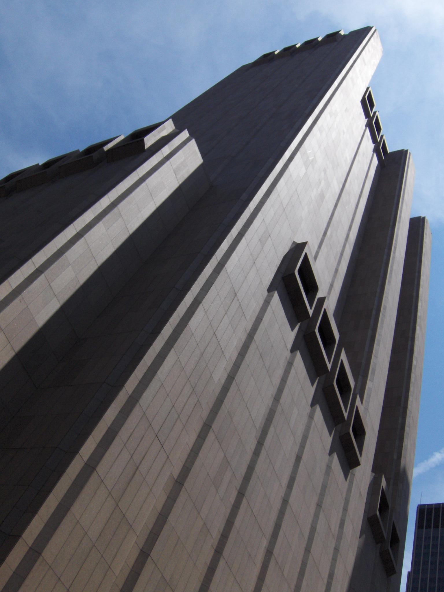 NSA secret skyscraper New York