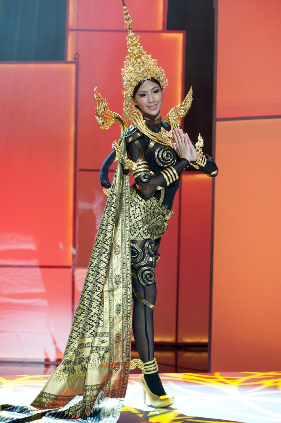 Miss Thailand 2011