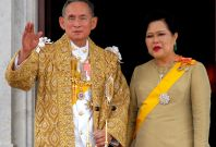 Queen Dowager Sirikit