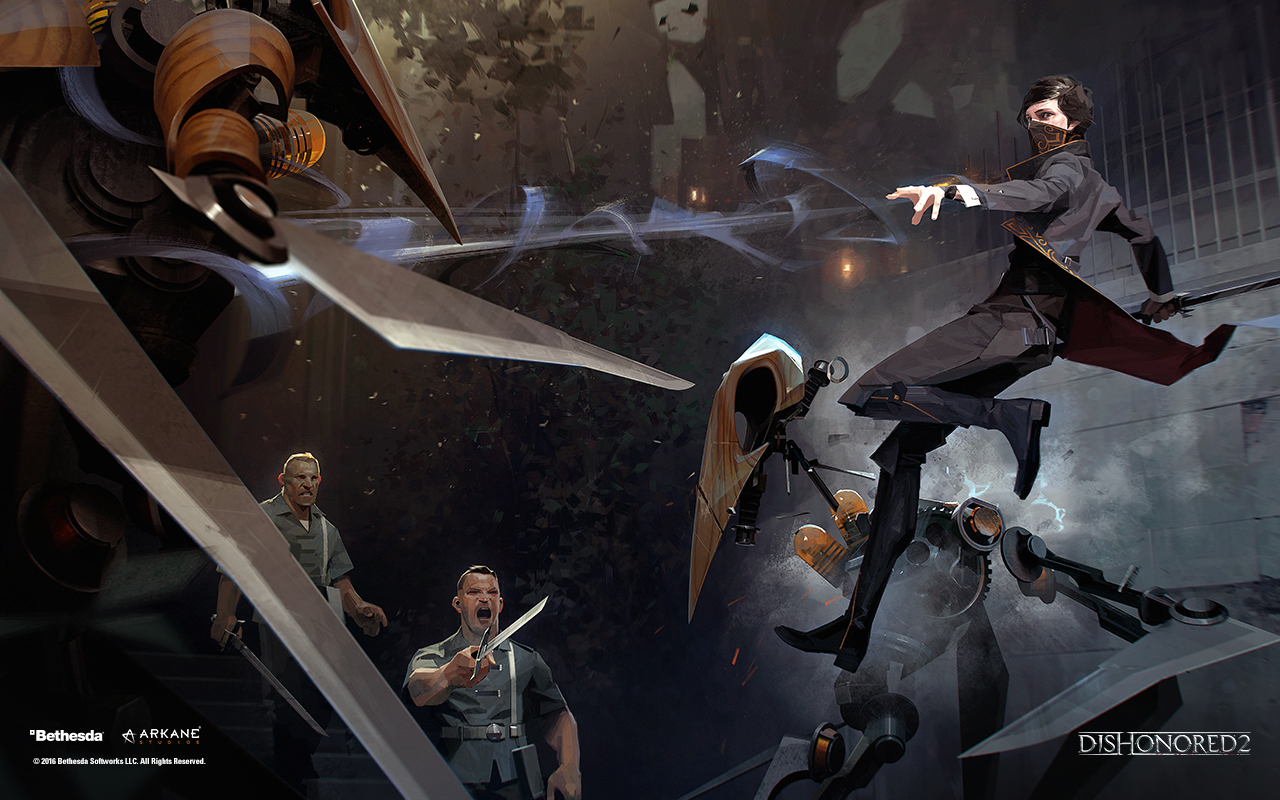 Dishonored 2 PC Patch Releases to Fix Performance Problems