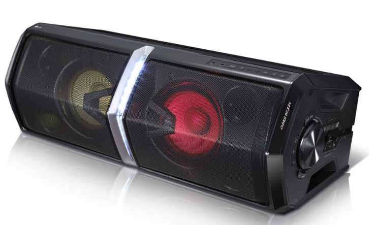 LG FH6 LoudR Boombox – Black