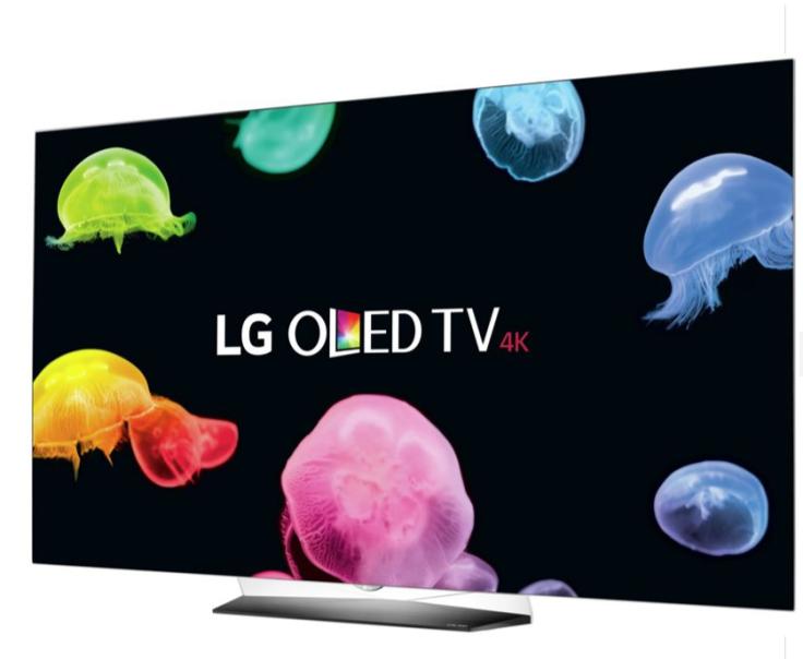 LG 65 Inch OLED65B6V UHD 4K Smart OLED TV