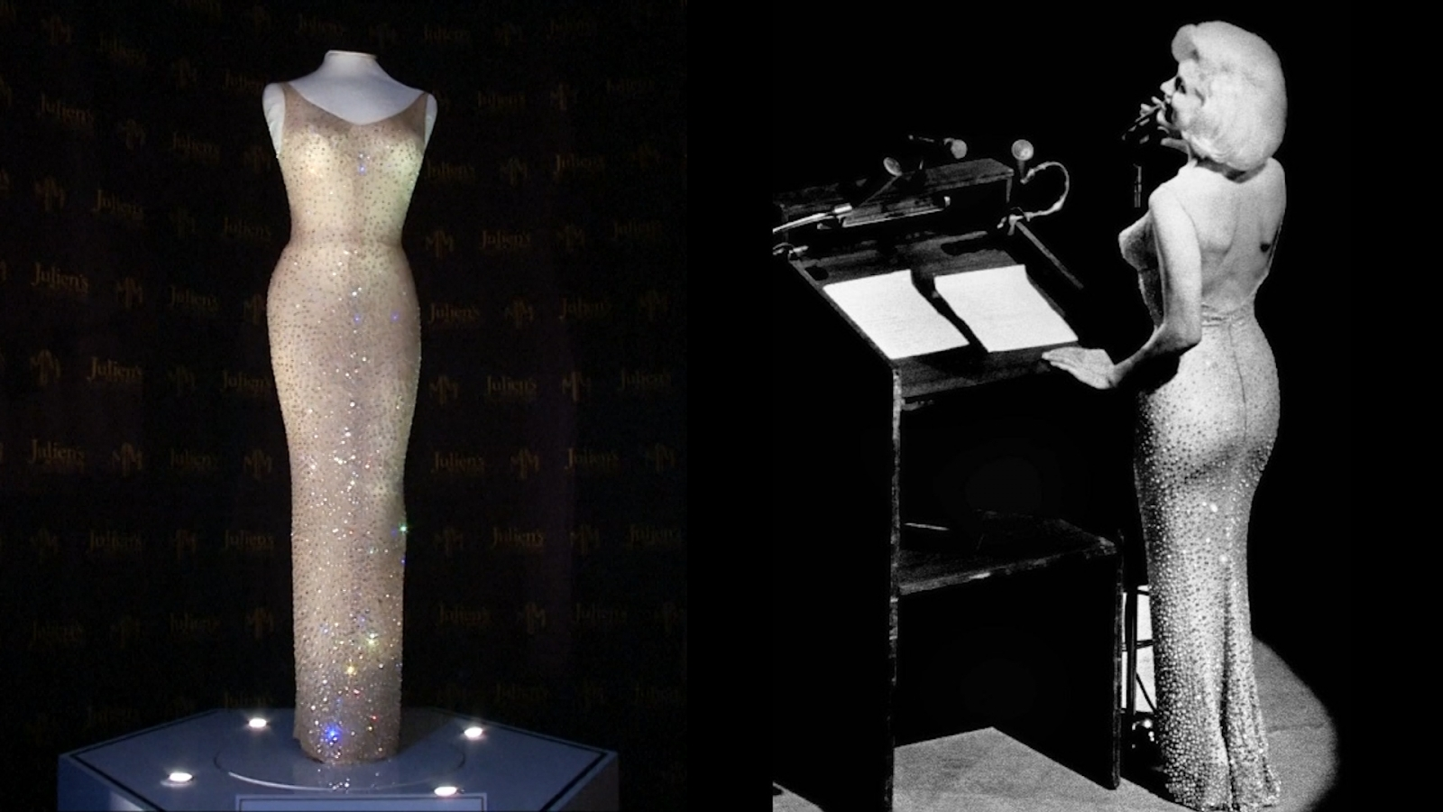 Marilyn Monroe auction: Hundreds of items on sale, including the ...