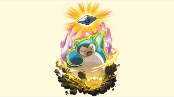 Snorlax Z Crystal Pokemon Sun Moon