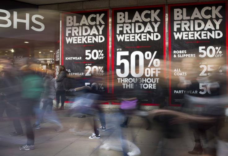 Image result for shops open for black friday