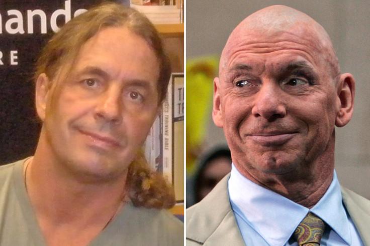 Brett Hart, Vince McMahon