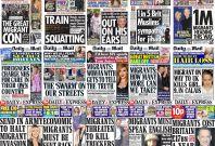 headlines of hate