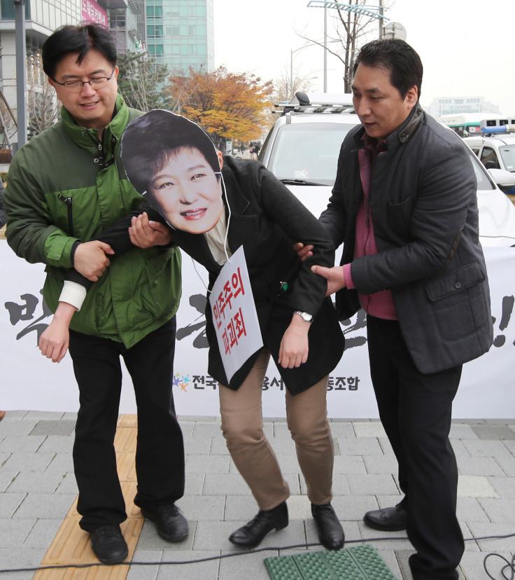 South Korea political crisis