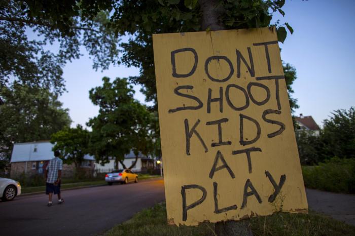 Chicago Englewood gun crime USA
