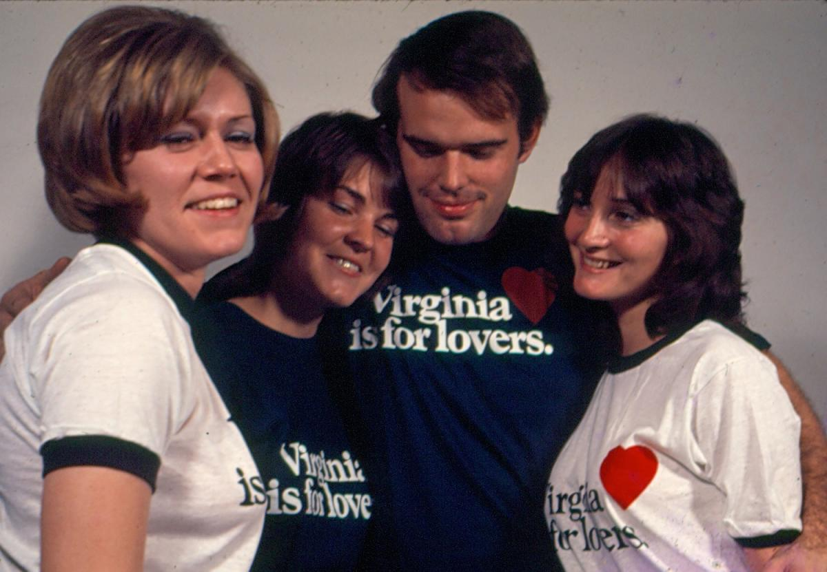 Virginia is for lovers: How a tiny advertising agency changed the image of a state