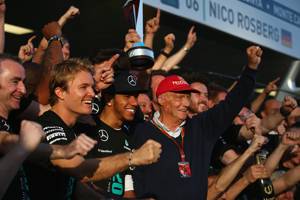 Niki Lauda talks about 'team orders' for Lewis Hamilton and Nico Rosberg at final race
