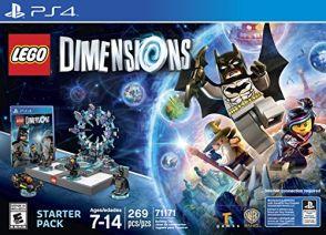Lego Dimensions starter kit