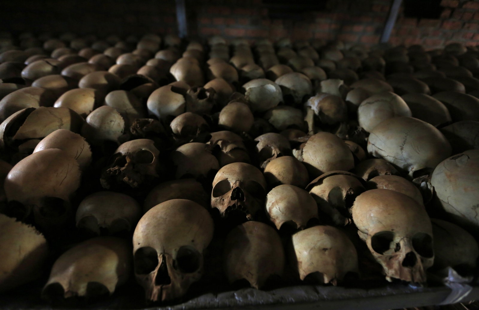 Rwanda genocide Catholic church