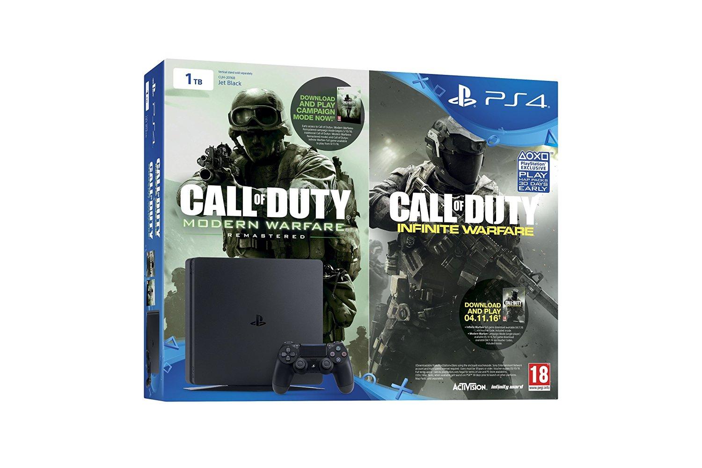 PS4 Call of Duty bundle