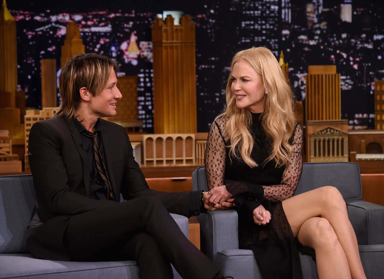 Nicole Kidman details supporting husband Keith Urban in his sobriety