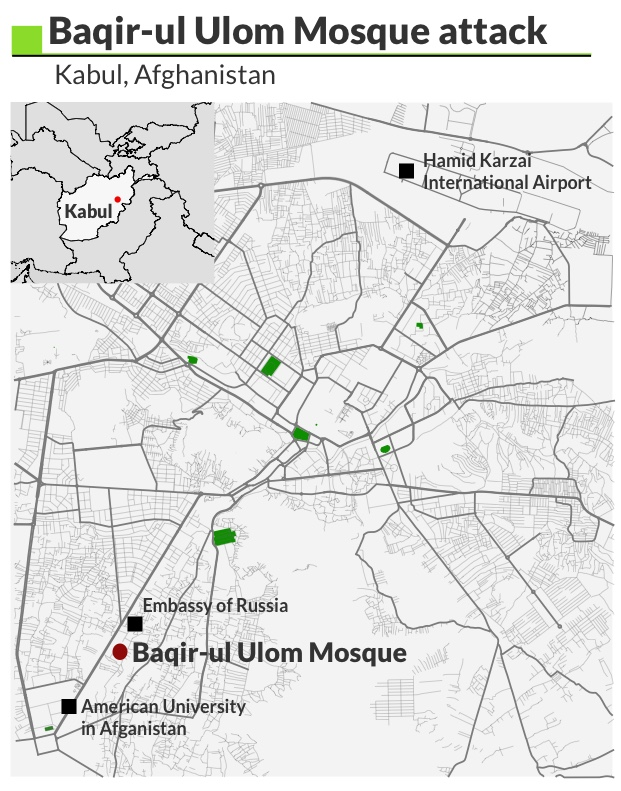 Bar-ul Ulom Mosque attack