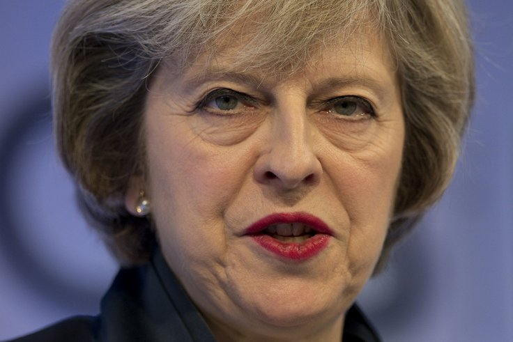 Theresa May adopts official anti-Semitism definition in