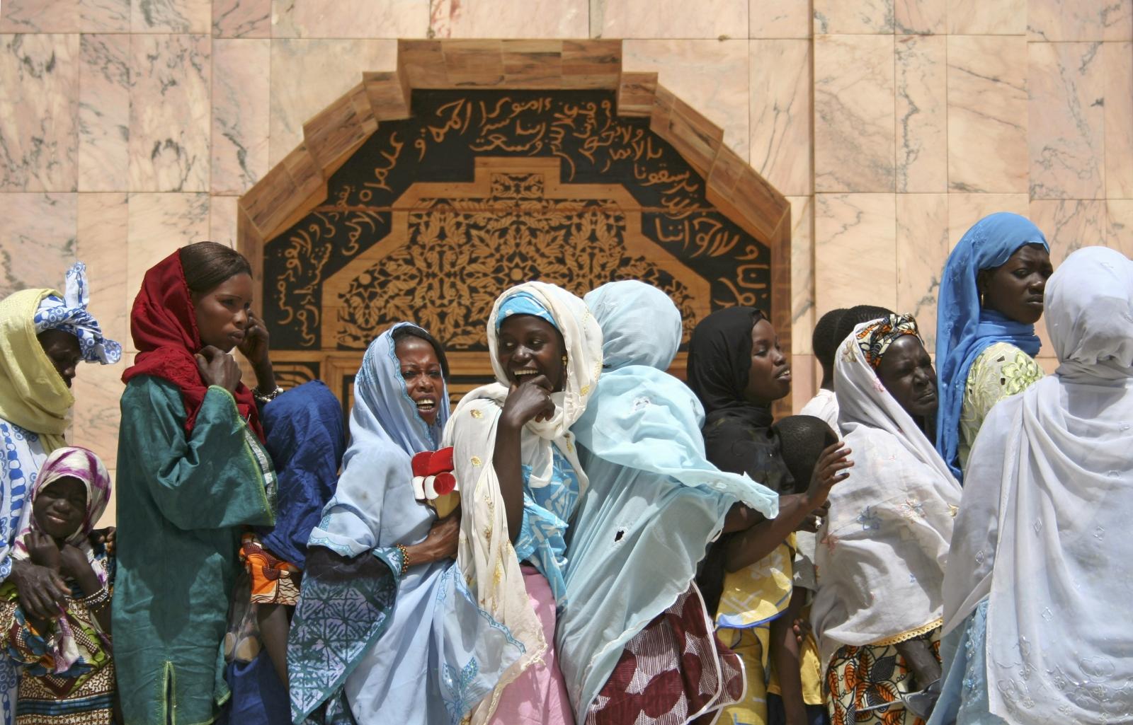 Touba's Grand Magal pilgrimage