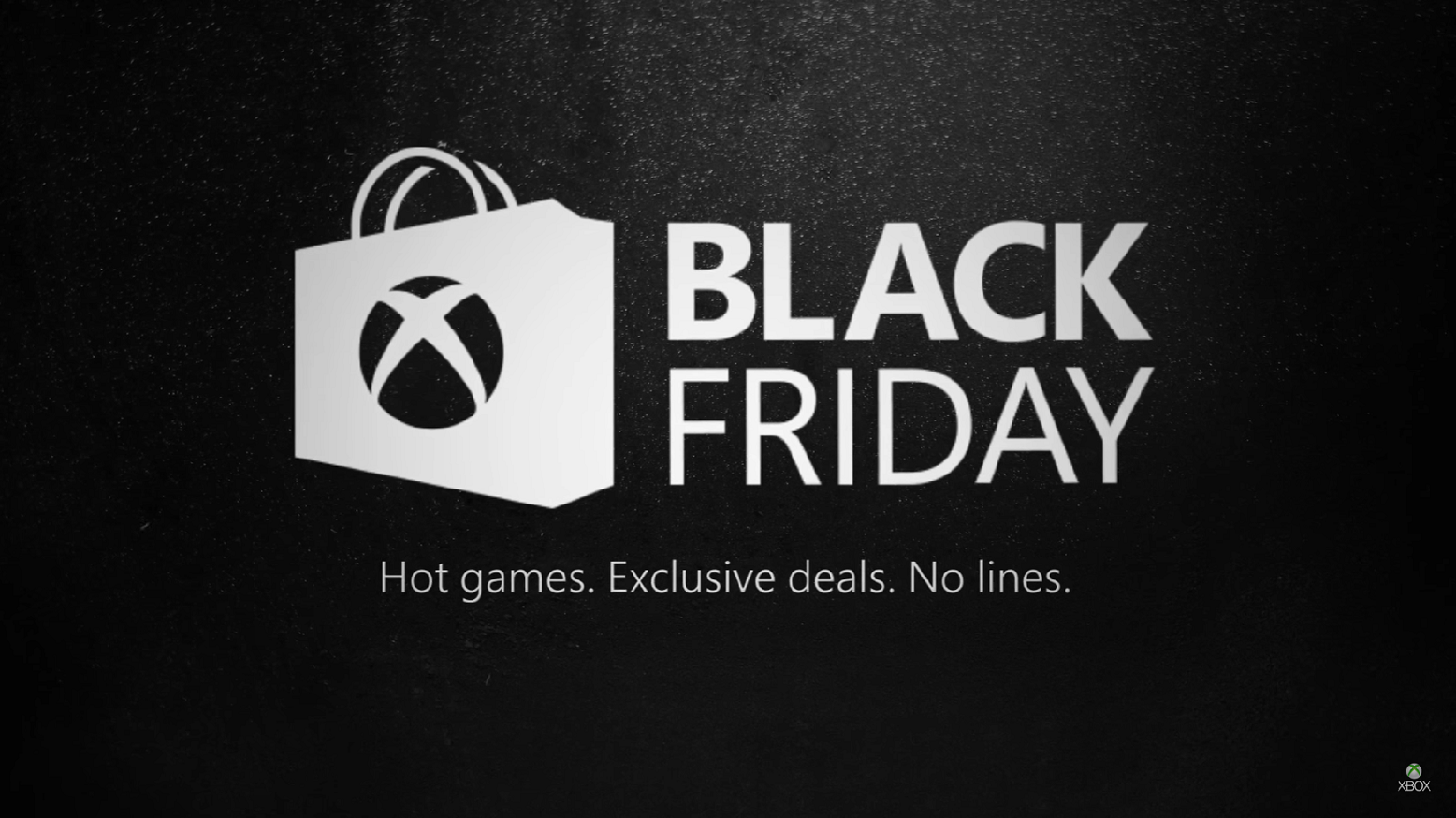 Black Friday Xbox One games deals
