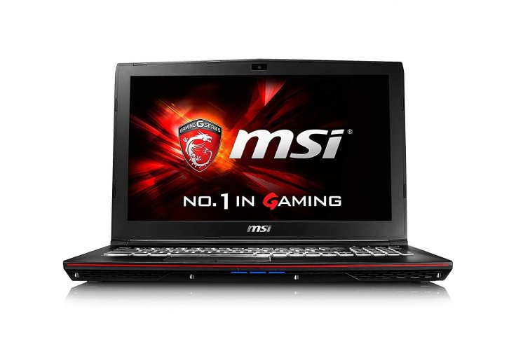 MSI GP62 6QF Leopard Pro gaming laptop