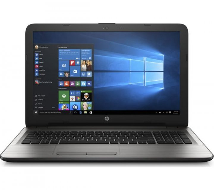 HP 15-AY168SA Laptop - Silver