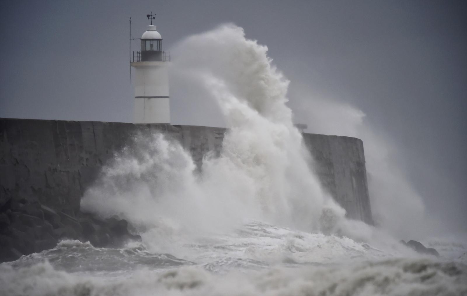 Storm Angus