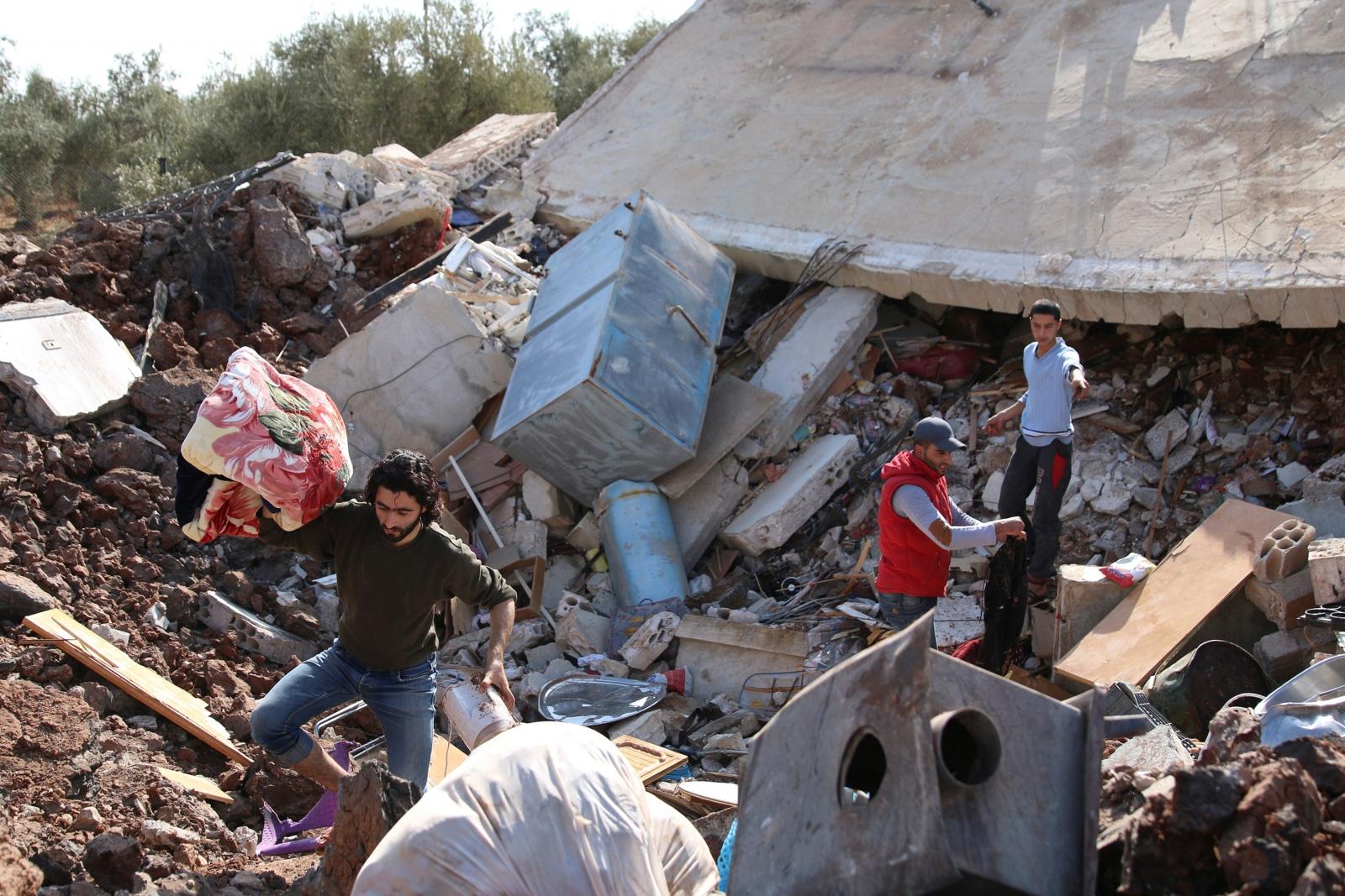 Syria Deraa