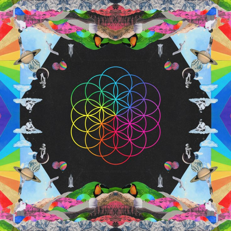 Coldplay album