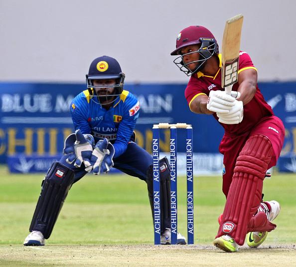 Zimbabwe-Sri Lanka tri-series ODI washed out