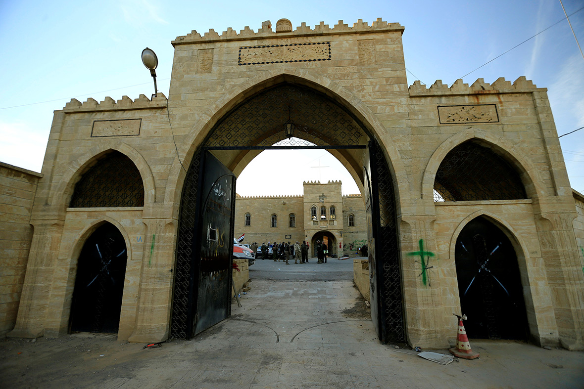 Christians Mosul Iraq Islamic State