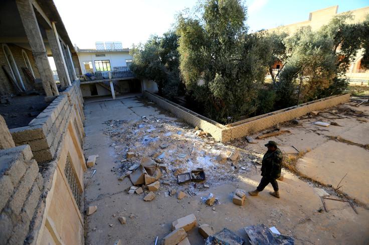 Christians Mosul Iraq Islamic State