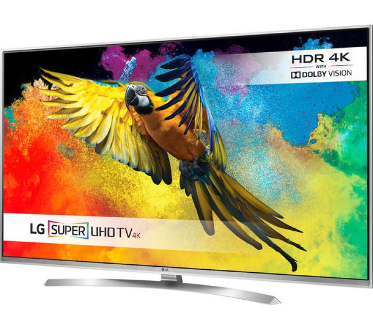 LG 55UH850V Smart 3D 4k Ultra HD