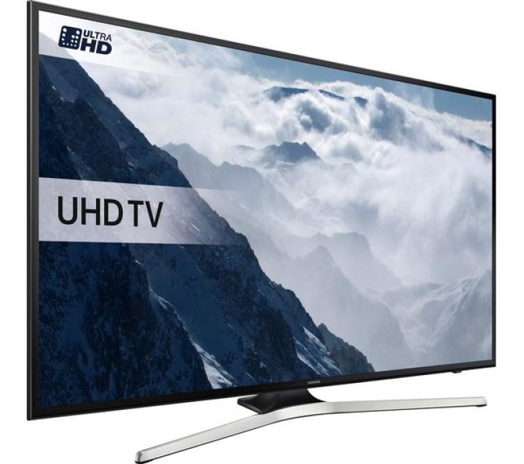 Samsung UE60KU6020 television