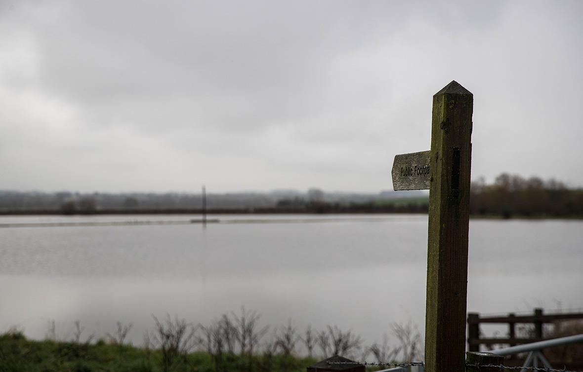 Storm Angus uk floods