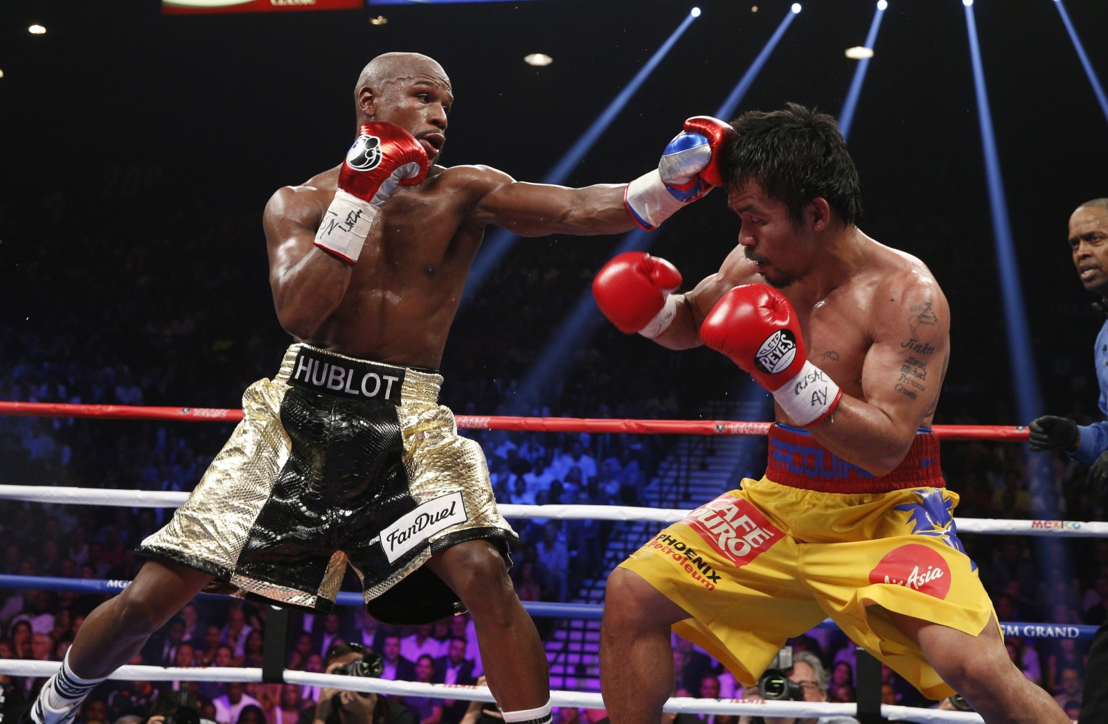 Mayweather vs Pacquiao 2: 'Pacman' confirms interest in ...