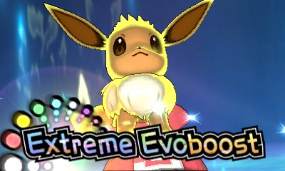 Pokemon Sun Moon Eevee Z-Move