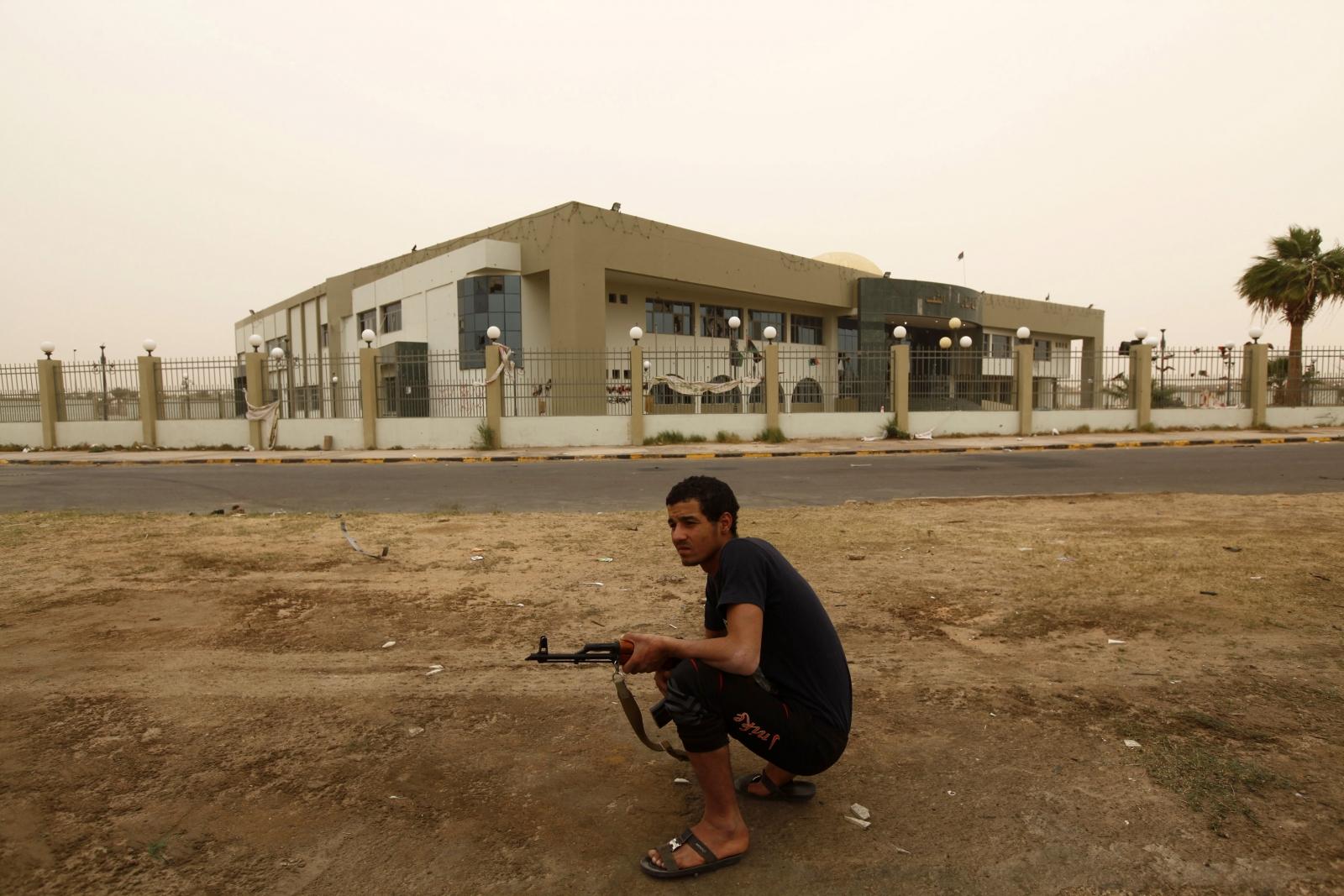 Libyan city of Sebha