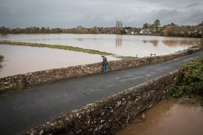 Storm Angus uk floods