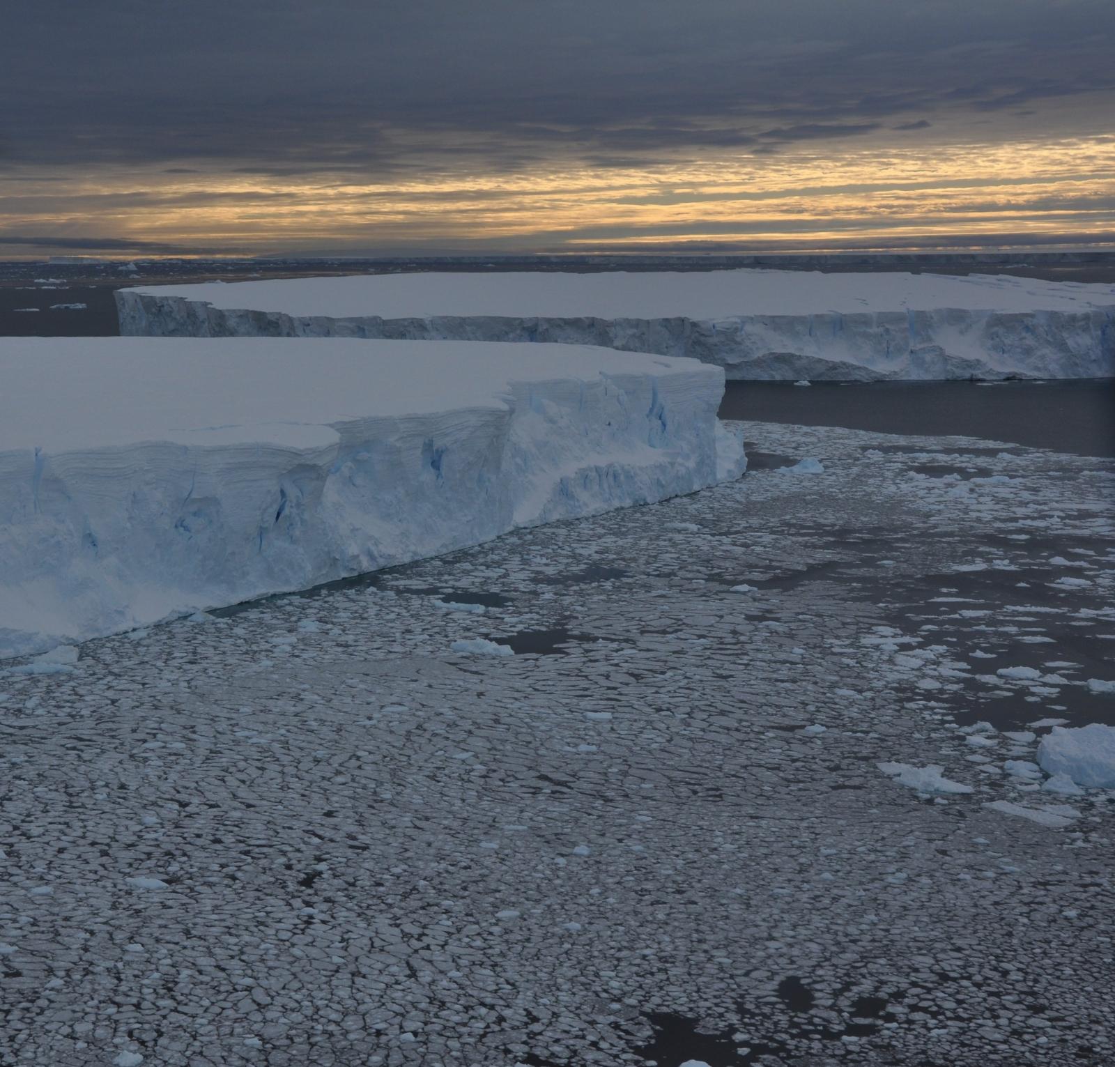 Pine Island Glacier, Antarctica