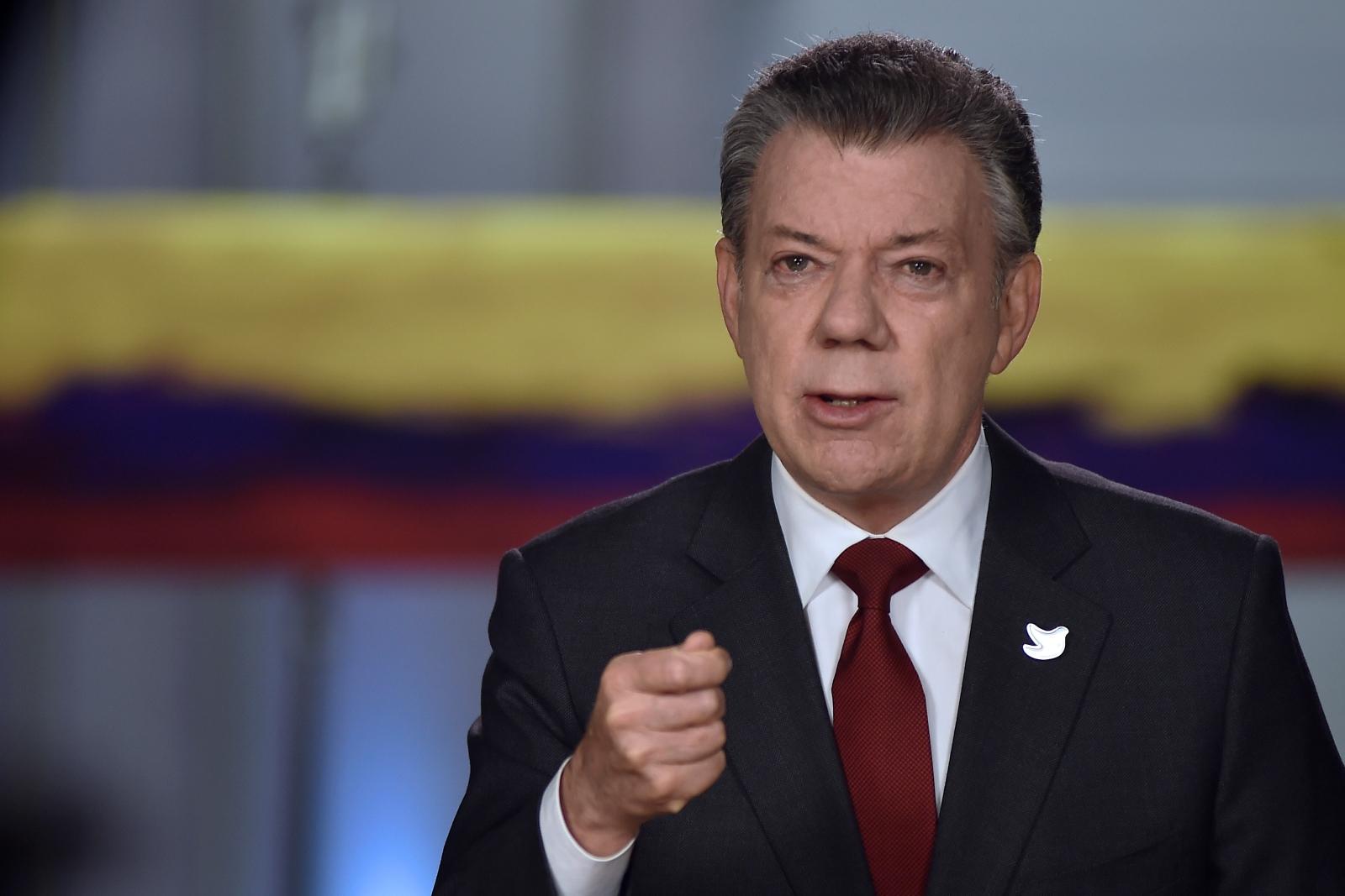 President Juan Manuel Santos
