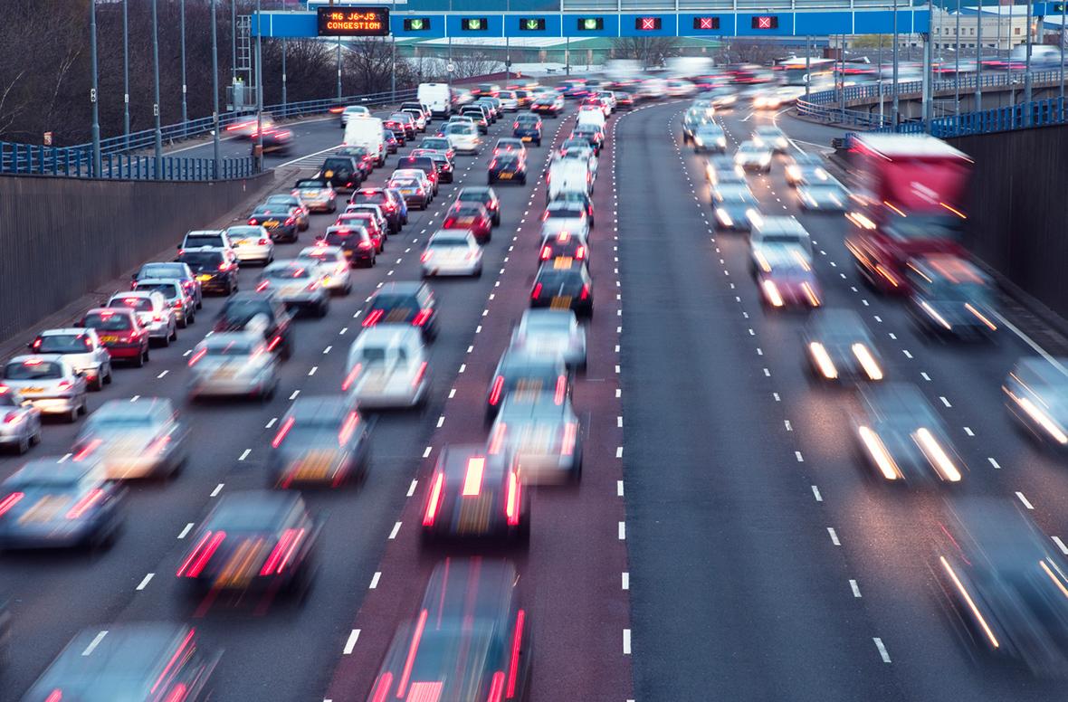Autumn Statement 2016: Congestion